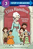 img - for Eliza Hamilton: Founding Mother (Step into Reading) book / textbook / text book