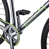 Mongoose Maurice Fixie Road Bike, 28-Inch
