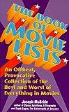 The Book of Movie Lists, Joseph McBride, 0809228912