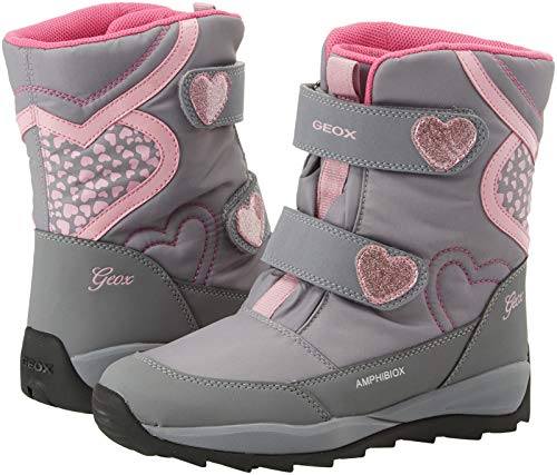 Pictures of Geox Orizont Girl ABX 10 Waterproof & Insulated J842BE0FU50C0502 4