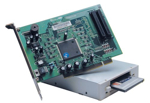 Datachute Pci Internal Pccardreader by Antec (Image #1)