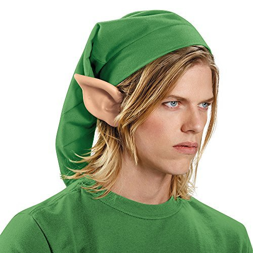 Link Hylian Ears Costume (Link Costume Accessories)