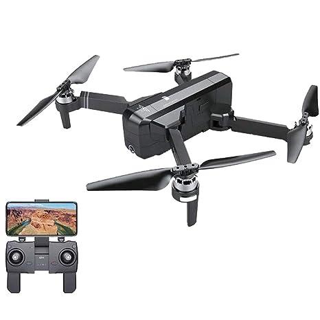 LeeMon SJRC F11 GPS 5G WiFi FPV 1080P HD CAM - Dron cuadricóptero ...