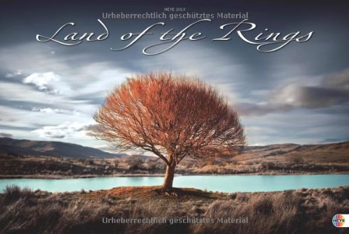 Land of the Rings - Neuseeland 2013