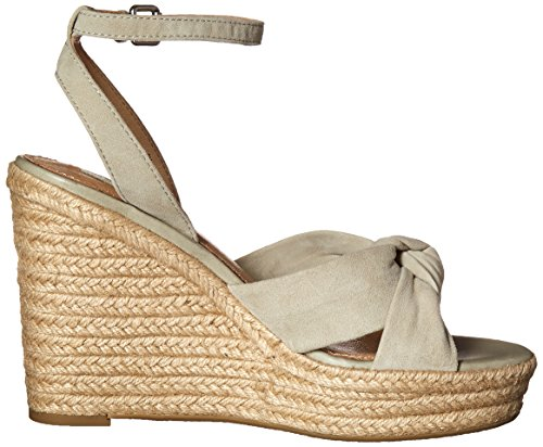 sale footlocker finishline Frye Women's Charlotte Twist Espadrille Wedge Sandal Sage-70113 footlocker online free shipping clearance store visit new Ip416WPLh