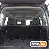 Travall Guard for Land Rover LR3 Discovery 3 (2004-2009) Also for Land Rover LR4 Discovery 4 (2009-2016) TDG1509 - Rattle-Free Luggage and Pet Barrier