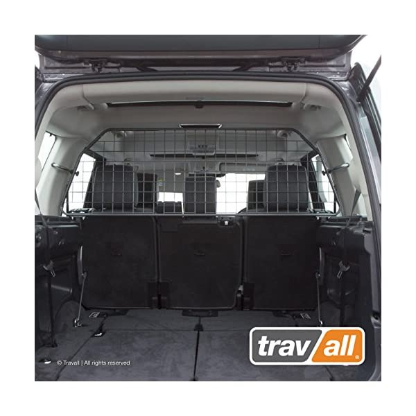 Travall Guard TDG1509 - Vehicle-Specific Dog Guard 1