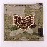 USAF Scorpion OCP Enlisted Rank (E-5 Staff Sergeant)