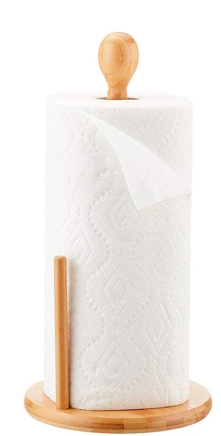 Royal Brands Dispensador de toallas de bambú