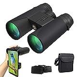 Best Compact Binoculars - Binoculars for Adults Compact,12x42 HD Roof Prism Waterproof Review