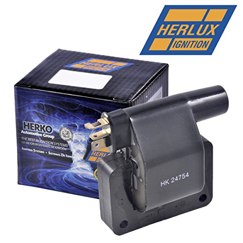 New Herko B011 Ignition Coil For Ford Mazda Mercury Suzuki (Mazda 626 Ignition Coil)