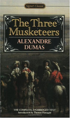 Image result for alexandre dumas the three musketeers black cover