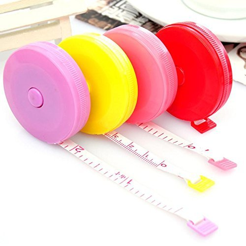 Makers inch 60 Measure Dress Retractable 1Pc 150cm Tape Royare C0wtq1z0