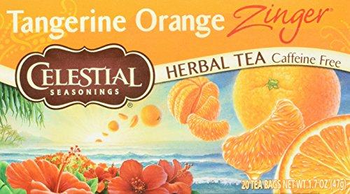 - Celestial Seasonings Tea Herb Tang Orng Zing
