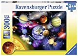 Ravensburger -Solar System - 300 Piece Jigsaw Puzzle for Kids – Every Piece is Unique, Pieces Fit Together Perfectly