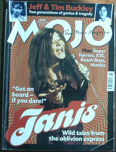 Mojo Magazine Issue 79 (June, 2000) (Janis Joplin cover) pdf