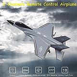 Vecktodisy Remote Control Airplane, 2 CH RC Plane