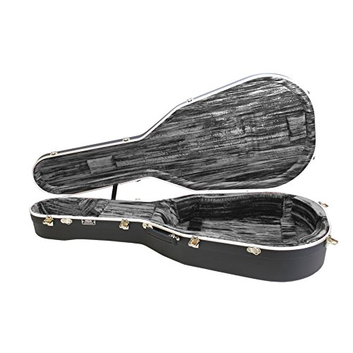 [해외]Hiscox 아티스트 클래식 기타 케이스 - LA - GCL - L 블랙 레드/Hiscox Artist Classical Guitar Case - Large - LA-GCL-L Black Red