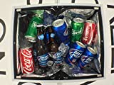 NEW 8' ICE BAG ICY CHEST COOLER BEER PONG TABLE