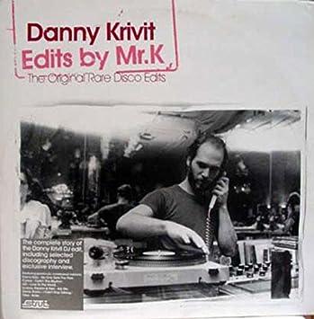 DANNY KRIVIT / MR  K ORIGINAL RARE DISCO EDITS vinyl record