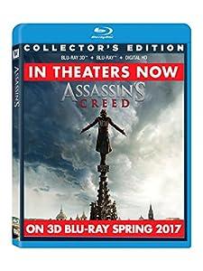 Assassin's Creed (3D Blu-ray + Blu-ray+ Digital HD) from 20th Century Fox