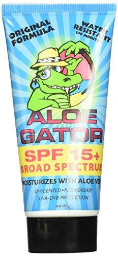 Aloe Gator SPF 15 Lotion (3 oz)