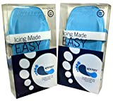 Icy Feet ICEFP Plantar Fasciitis Relief , Blue, Pair