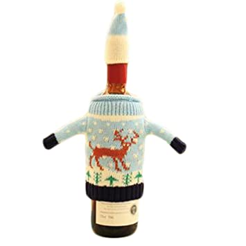 Compra Da.Wa 1x Bolsas para Botellas de Vino Botellas de ...