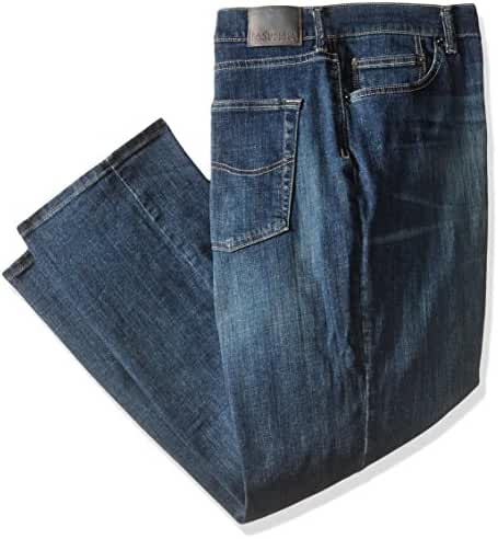 Lee Men's Big and Tall Modern Series Athletic Fit Jean