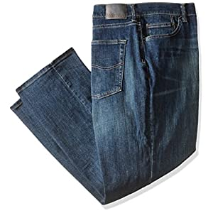 Lee Men's Big and Tall  Athletic Fit Jean
