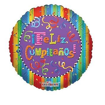 Amazon.com: DollarItemDirect Balloons - CV 18 DS Feliz ...
