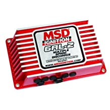 MSD Ignition 6530 Programmable 6AL Ignition Box by MSD