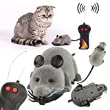 Remote Control RC Rat Mouse Wireless For Cat Dog Pet Funny Toy:New by WW shop