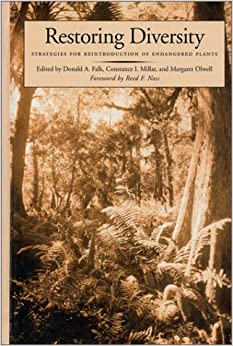 Book Restoring Diversity: Strategies for Reintroduction of Endangered Plants