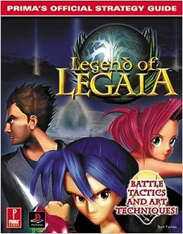 Legend Of Legaia Strategy Guide Pdf