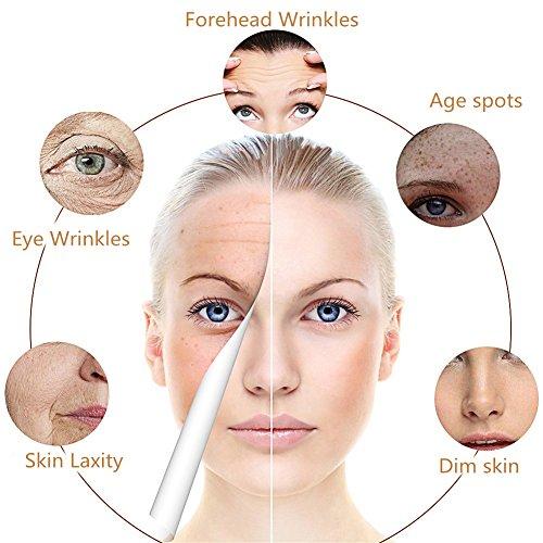 Sérum facial antiarrugas con ácido hialurónico y vitamina E y C Suero, tratamiento orgánico antienvejecimiento para rostro y ojos (30 ml), de la marca ...