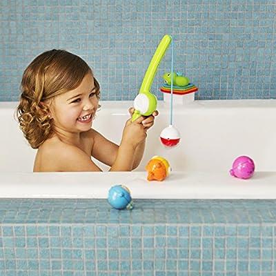 Munchkin Fishin' Bath Toy by Munchkin