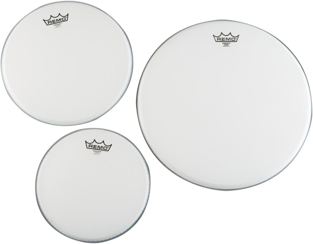 Remo Emperor Coated Drumhead Pack KMC Music Inc PP-1410-BE