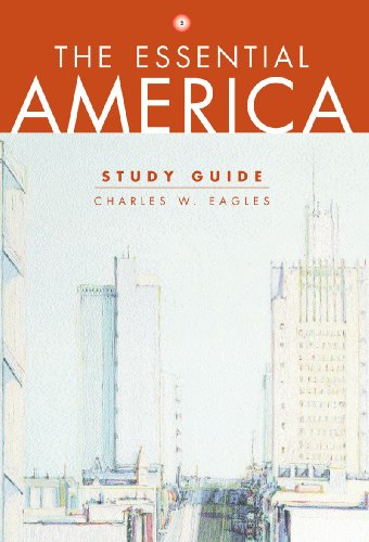 Study Guide: for The Essential America (Vol. 2)