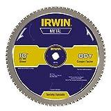 IRWIN Tools Metal-Cutting Circular Saw Blade, 14-inch, 80T (4935559)