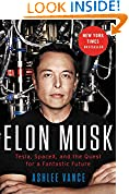 #5: Elon Musk: Tesla, SpaceX, and the Quest for a Fantastic Future