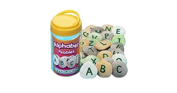 Amazon.com: Yellow Door YUS1009 - Pebble para alfabeto ...