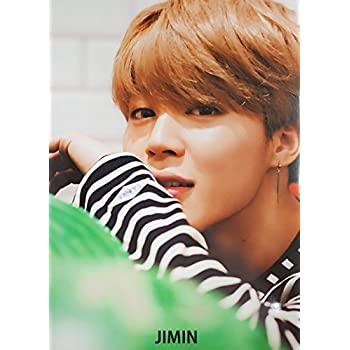 Amazon com: JIN BTS BANGTAN BOYS - 12 PHOTO POSTERS + STICKER SET A3
