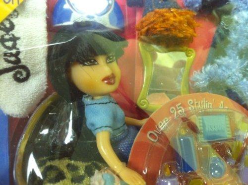 Lil' Bratz Fashion Tote Jade Doll