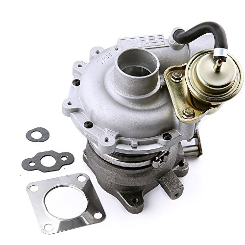 maXpeedingrods RHF5 WL84 Turbo Turbocharger for Mazda B2500 1996 for Ford Ranger Double Cab 2.5L 1999-2003 WL85C Turbo Charger (Ford Double Cab)