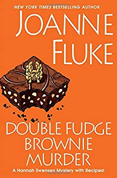 Double Fudge Brownie Murder 0758280416 Book Cover