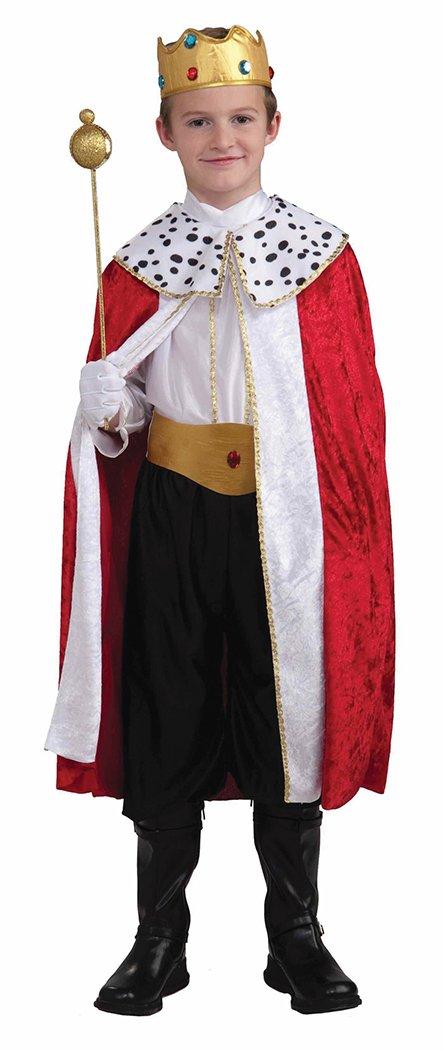 Forum Novelties Regal King Child Costume,Large by Forum Novelties