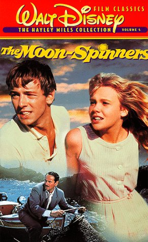 (The Moon Spinners (The Hayley Mills Collection, Vol. 4))