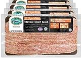 Pederson's Farms, Uncured Turkey Bacon, Whole 30