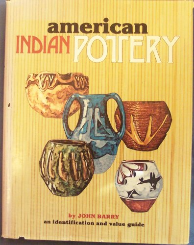American Indian Pottery, an Identification and Value Guide SIGNED